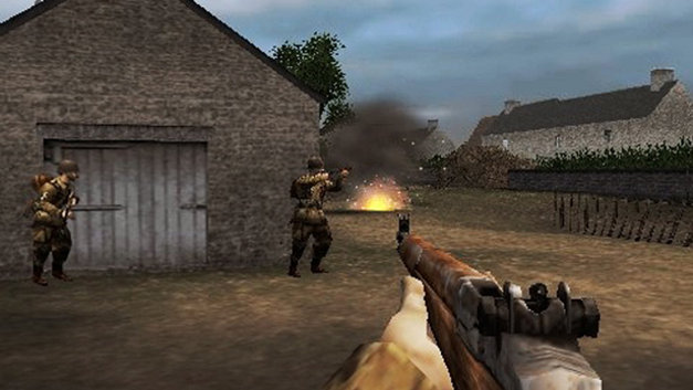 Brothers in Arms D-Day Screenshot 4