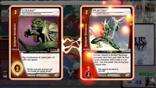 Marvel Trading Card Game Screenshot 3