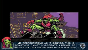 Marvel Trading Card Game Screenshot 2