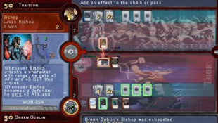 Marvel Trading Card Game Screenshot 6
