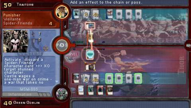 Marvel Trading Card Game Screenshot 10