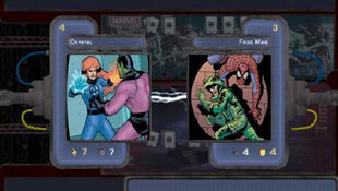 Marvel Trading Card Game Screenshot 11