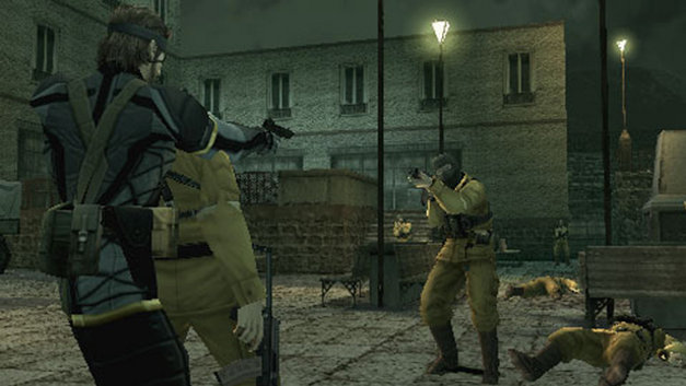 Metal Gear Solid: Portable Ops Screenshot 1