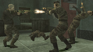 Metal Gear Solid: Portable Ops Screenshot 2