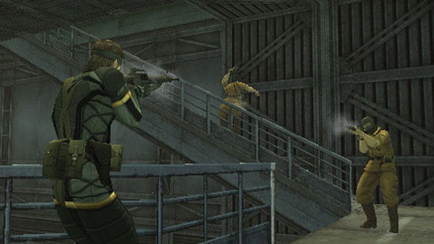 Metal Gear Solid: Portable Ops Screenshot 4