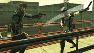 Metal Gear Solid: Portable Ops Screenshot 5