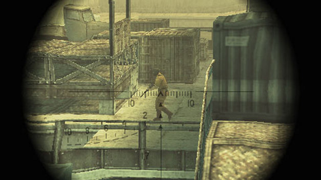 Metal Gear Solid: Portable Ops Screenshot 7