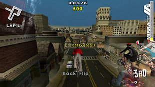 Dave Mirra BMX Challenge Screenshot 3