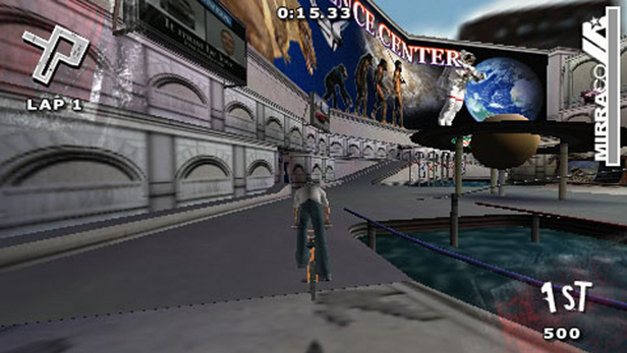 Dave Mirra BMX Challenge Screenshot 4