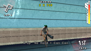 Dave Mirra BMX Challenge Screenshot 5
