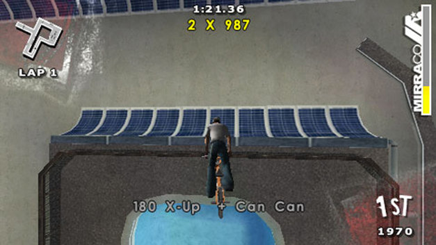 Dave Mirra BMX Challenge Screenshot 7