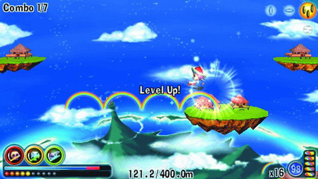 Rainbow Islands Evolution Screenshot 1