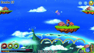 Rainbow Islands Evolution Screenshot 3
