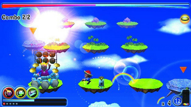 Rainbow Islands Evolution Screenshot 4