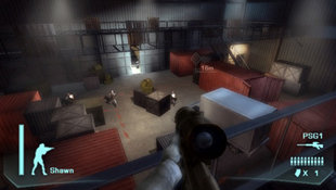Tom Clancy's Rainbow Six® Vegas Screenshot 2