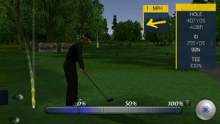 ProStroke Golf - World Tour 2007