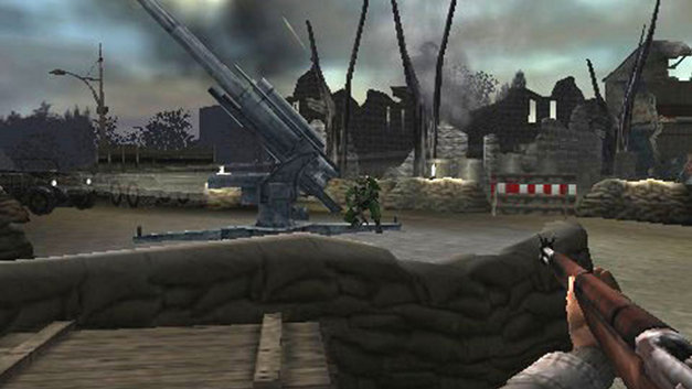 Call of Duty: Roads to Victory Screenshot 10