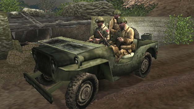 Call of Duty: Roads to Victory Screenshot 1