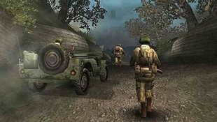 Call of Duty: Roads to Victory Screenshot 3