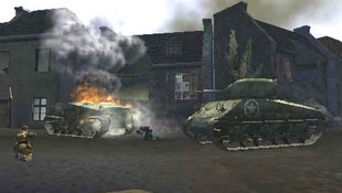 Call of Duty: Roads to Victory Screenshot 6
