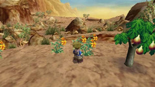 Innocent Life: A Futuristic Harvest Moon Screenshot 5