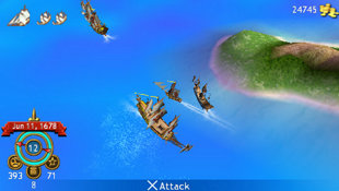 Sid Meier's Pirates! Screenshot 9