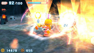 Gurumin: A Monstrous Adventure Screenshot 6