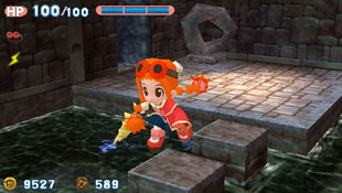 Gurumin: A Monstrous Adventure Screenshot 8