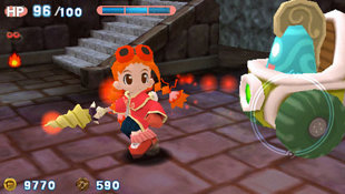 Gurumin: A Monstrous Adventure Screenshot 11