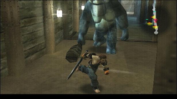 Valhalla Knights Game Psp Playstation