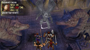 Dungeons  &  Dragons® Tactics Screenshot 3