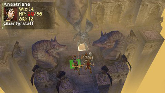 Dungeons  &  Dragons® Tactics Screenshot 4
