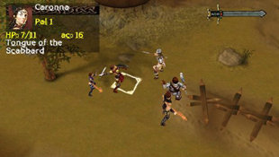Dungeons  &  Dragons® Tactics Screenshot 6
