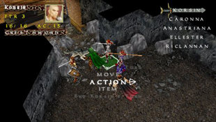 Dungeons  &  Dragons® Tactics Screenshot 8
