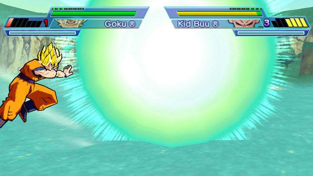 Dragon Ball Z: Shin Budokai - Another Road Game | PSP - PlayStation