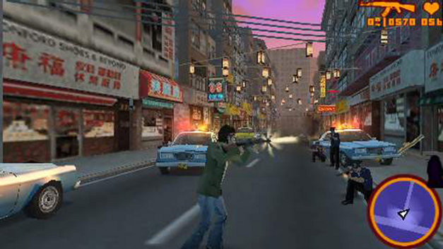 Driver 76 Screenshot 4