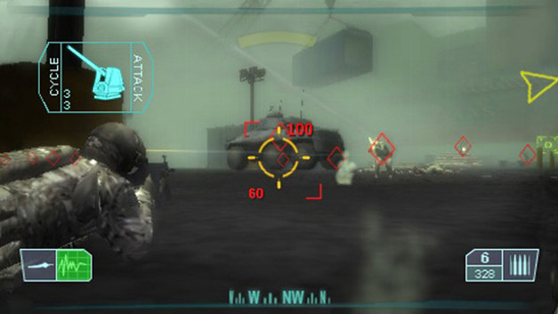 Tom Clancy's Ghost Recon Advance Warfighter™ 2 Screenshot 4