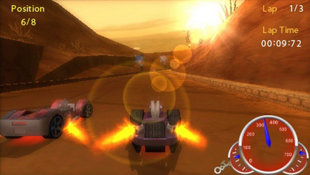 Hot Wheels Ultimate Racing Screenshot 2