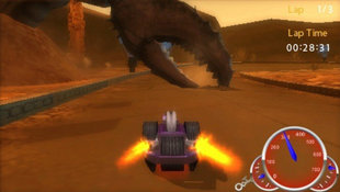 Hot Wheels Ultimate Racing Screenshot 3