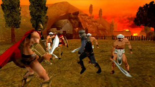 300: March to Glory Screenshot 2