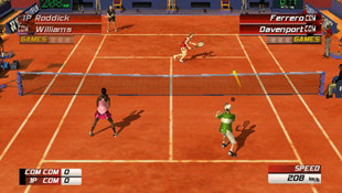 Virtua Tennis 3 Screenshot 3