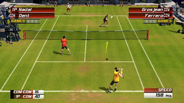 Virtua Tennis 3 Screenshot 7