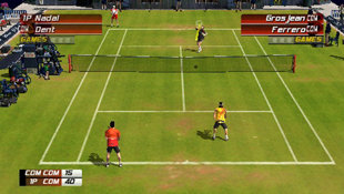 Virtua Tennis 3 Screenshot 8