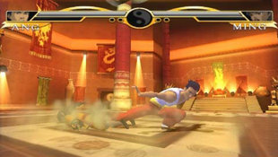 Legend of the Dragon Screenshot 2