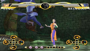 Legend of the Dragon Screenshot 3