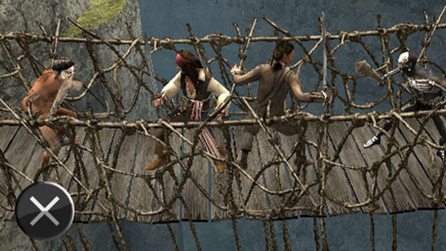 Pirates of the Caribbean: At World's End Screenshot 1