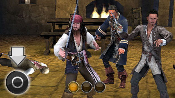 pirates of the caribbean at worlds end (video game) download
