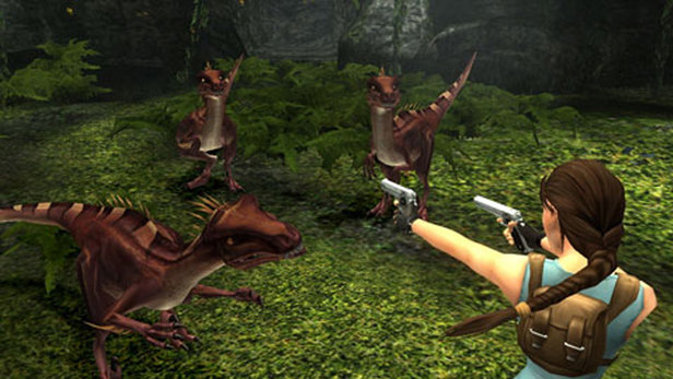 psp tomb raider anniversary download