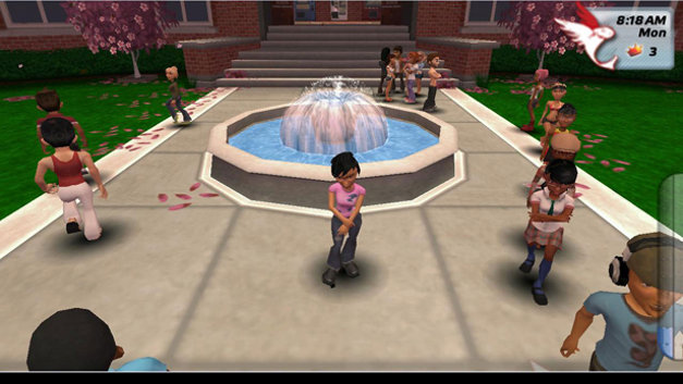 Brooktown High Screenshot 1