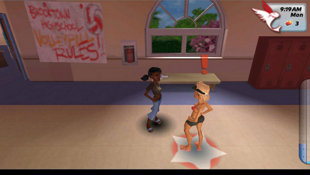 Brooktown High Screenshot 2